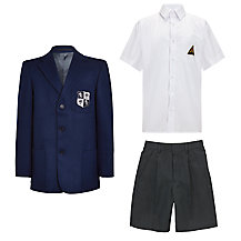 Sherrardswood School Boys' Years 3 - 6 Summer Uniform