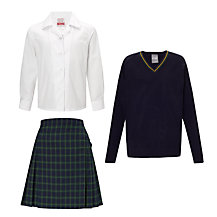 Sherrardswood School Girls' Years 7 - 11 Winter Uniform