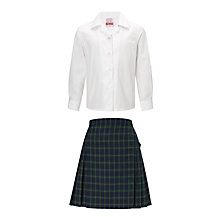 Sherrardswood School Girls' Years 7 - 11 Summer Uniform