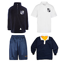 Sherrardswood School Boys' Years 3 - 6 Sports Uniform