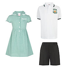 Sacred Heart Primary School, Whetstone Foundation Stage Summer Uniform