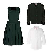 Sacred Heart Primary School, Whetstone Key Stage 1 & 2 Girls' Winter Uniform