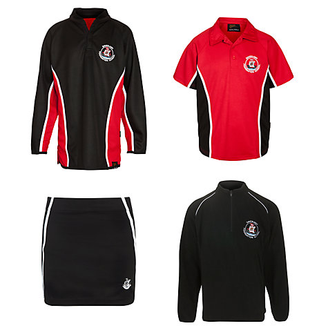 Buy Davenant Foundation School Girls' Sports Uniform Online at johnlewis.com
