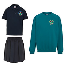 Cambridge International School Girls' Junior & Infant Uniform