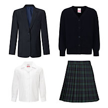 Cambridge International School Girls' Upper Uniform