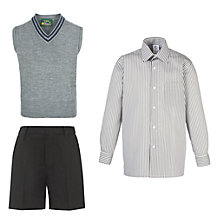 Market Square Preparatory School Boys' Uniform