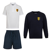 Colston Bassett Preparatory School Sports Uniform