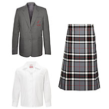 Jane Austen College Girls' Uniform