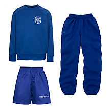 Westville House School Girls' and Boys' Games Kit PP1 - PP4