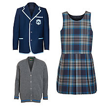Westville House School Girls' Winter Uniform PP3 - F4