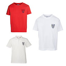 Alpha Preparatory School Girls' Year 3 - Year 6 P.E. Uniform
