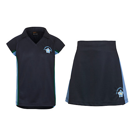 Buy Belvedere Academy Girls' P.E. Uniform, Years 7 - 11 Online at johnlewis.com