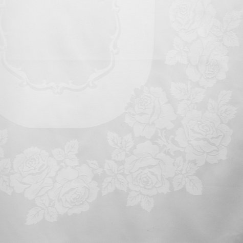 Buy John Lewis Rose Damask Tablecloths Online at johnlewis.com