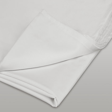 Buy John Lewis Polycotton Percale Flat Sheets Online at johnlewis.com