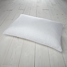 Buy John Lewis Polish Duck Down Standard Pillow Online at johnlewis.com