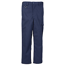 Buy Activity Trousers, Navy Online at johnlewis.com