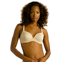 Buy Triumph Supersoft Underwired T-Shirt Bra Online at johnlewis.com