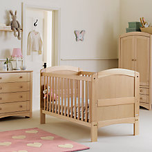 Buy Sophia Beech Finish Nursery Furniture Online at johnlewis.com