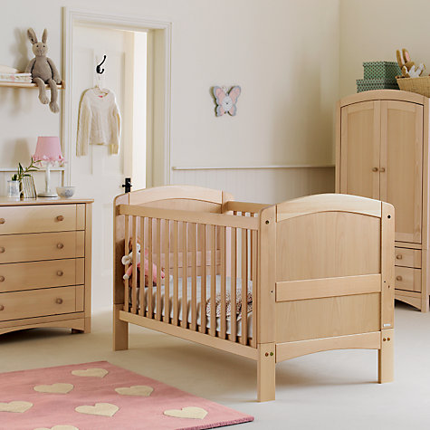 Buy Sophia Nursery Furniture, Beech Online at johnlewis.com