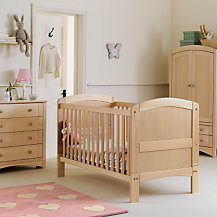 Sophia Nursery Furniture, Beech