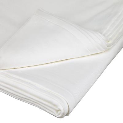 John Lewis Warm & Cosy Brushed Cotton Flat Sheet