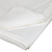 Buy John Lewis Warm & Cosy Brushed Cotton Flat Sheet Online at johnlewis.com