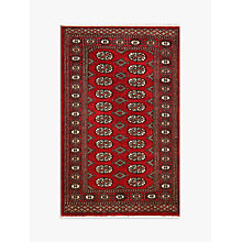 Buy John Lewis Pakistan Bokhara Runner, Red Online at johnlewis.com