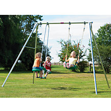 TP Toys Double Giant Swing Set