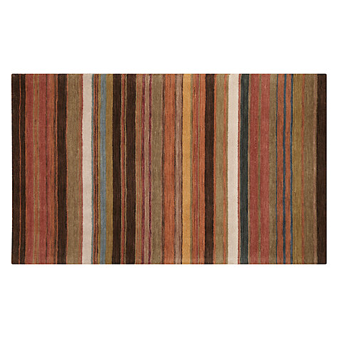 Buy John Lewis Multi Stripe Rugs, L300 x W200cm Online at johnlewis.com