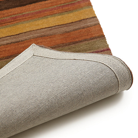 Buy John Lewis Multi Stripe Runner, L240 x W70cm Online at johnlewis.com
