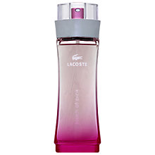 Buy Lacoste Touch of Pink Eau de Toilette, 90ml Online at johnlewis.com
