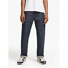 Buy Levi's 501 Straight Jeans, Marlon Online at johnlewis.com