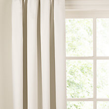 Buy Blackout Curtain Linings, Ivory Online at johnlewis.com