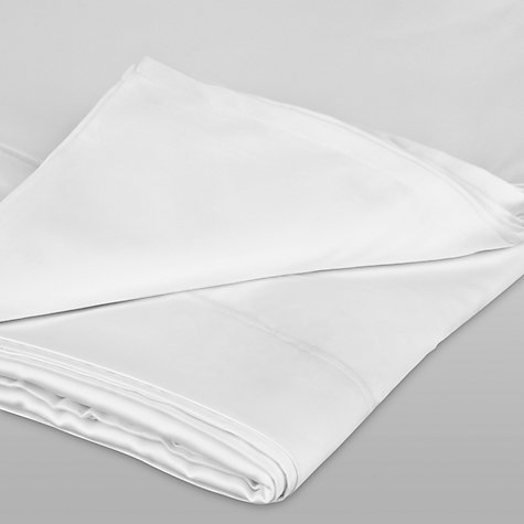 Buy John Lewis Sumptuous Pima Cotton Hemstitch Pillowcases Online at johnlewis.com