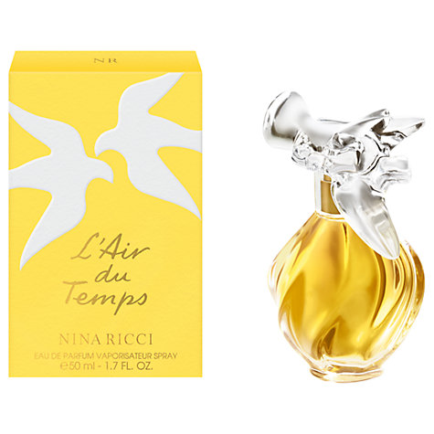Buy Nina Ricci L' Air du Temps Eau de Parfum Spray Online at johnlewis.com