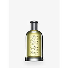 Buy Boss Bottled Eau de Toilette Spray Online at johnlewis.com