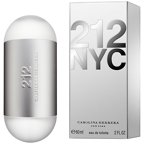 Buy Carolina Herrera 212 Eau de Toilette Online at johnlewis.com