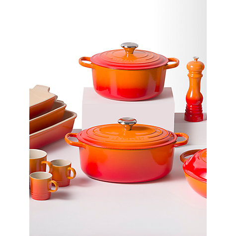 Buy Le Creuset Omelette Pan, 20cm Online at johnlewis.com