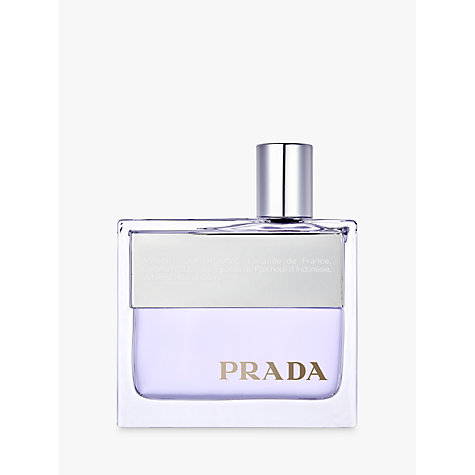 Buy Prada for Men Eau de Toilette Online at johnlewis.com