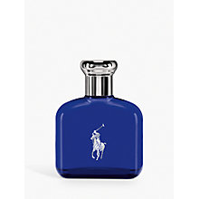 Buy Polo Ralph Lauren Blue, Eau de Toilette Spray Online at johnlewis.com