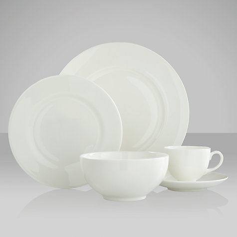 Buy Wedgwood White China Tableware Online at johnlewis.com