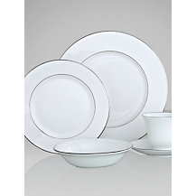 Wedgwood Signet Platinum Tableware