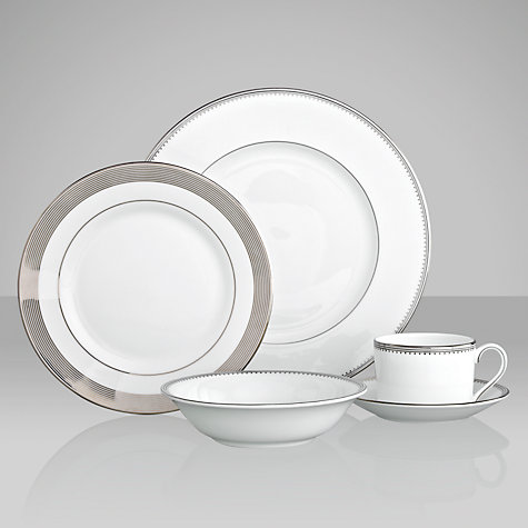 Buy Vera Wang for Wedgwood Grosgrain Tableware Online at johnlewis.com