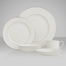 Vera Wang for Wedgwood Blanc sur Blanc Tableware
