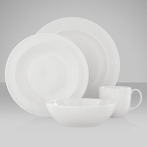 Buy Denby White Tableware Online at johnlewis.com