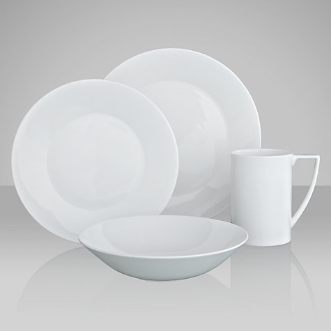Buy Jasper Conran for Wedgwood White Tableware Online at johnlewis.com