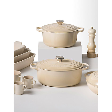 Buy Le Creuset Stoneware Soup Bowls, Set of 2 Online at johnlewis.com