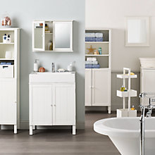 Buy John Lewis St Ives Bathroom Furniture Range Online at johnlewis.com