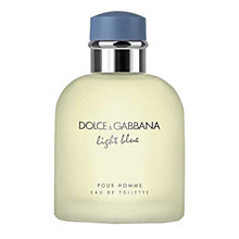 Buy Dolce & Gabbana Light Blue Pour Homme Eau de Toilette Online at johnlewis.com