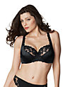 Buy Fantasie Belle Balcony Bra, Black, 36DD Online at johnlewis.com